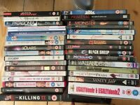 DVDs - selection
