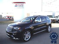 Black Eco Diesel Jeep Grand Cherokee Summit - Only 20,445 KMs