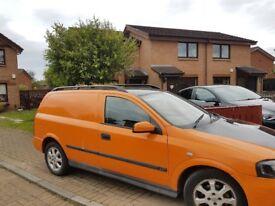 astra van for sale or swap