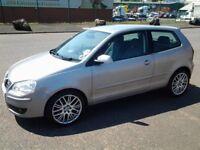 VOLKSWAGEN POLO 1.4 SE AUTOMATIC MOT'D AUTO Ibiza skoda fabia Clio Getz 206 Micra ford fiesta corsa