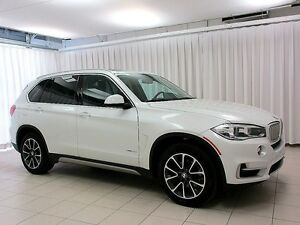 2016 BMW X5 35i x-DRIVE AWD w/ NAVIGATION, HEAD UP DISPLAY & P