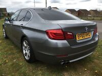 BMW 5 series 2011 automatic 8 speed fully loaded