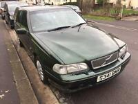 Volvo V70 Estate 2.5 Petrol 1998 Long MOT Automatic Gearbox