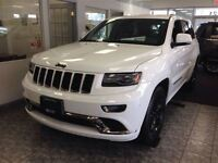 2015 Jeep Grand Cherokee OVERLAND,LEATHER,PANO ROOF,4X4,BLACK AP