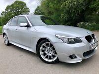 BMW 520d SPORT LCi 2.0d AUTOMATIC# FSH# FULL LEATHERS#Not 530d..525d..320d