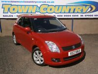 ***2008 Suzuki Swift VVTS GLX **MOT AUG 2017**FULL SH**3 DOOR**( clio fiesta corsa mini alto polo )