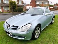 "Mercedes SLK 200 Roadster Convertible ""Full Mercedes History"" Immaculate"