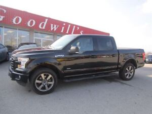 2016 Ford F-150 SPORT! CREW CAB! 4X4! VOICE ACTIVATED NAVIGATION