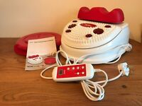 Chi Machine Foot Massager - Balance - Hoyer Handel H-3198 - with infrared foot massager