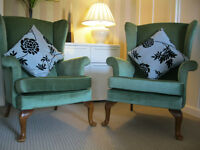 Original Parker Knoll chairs in perfect condition