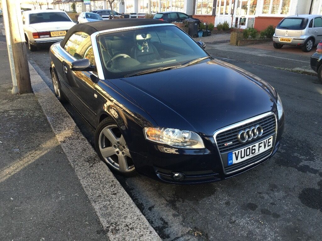 Facelift 2006 Audi A4 2.0TDI Convertible Px for golf,Audi Tt, cayenne, x5,
