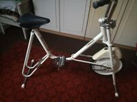 Burn off those Christmas calories with this static exercise bicycle