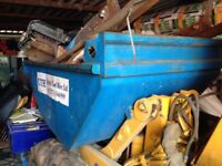 Terex HD 1000 2007 High tipping dumper - Skip ONLY