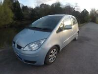 Mitsubishi Colt 1.1L, Low Mileage, Full MOT