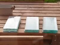 Beveled Glass panes