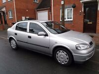 Astra CDTI 1.7, 12 months MOT, FSH, Same owner from new, Great Condition