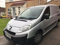 Peugeot expert 2.0 HDI Silver NO VAT! Economy remap, EGR delete, Timing belt changed, Carpeted, Bed