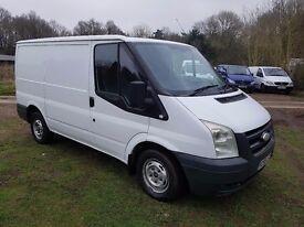 Ford Transit 2.2 TDCi Duratorq 260 S Low Roof Panel Van Duratorq 5dr (SWB) 1 Year Mot , Clean Van