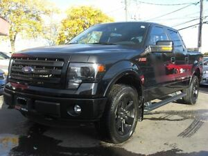2014 Ford F-150 FX4 SuperCrew 4X4 *Nav/Sunroof/RearCam/Leather*