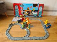 Chuggington Interactive Railway Roundhouse Playset in Box