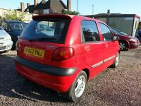 2003 MATIZ 1.0 PETROL = LONG MOT = EXCELLENT CONDITION