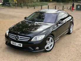 Mercedes-Benz CL500 AMG Package Top Spec