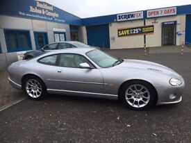 YEAR 2000 Jaguar XKR Supercharger Low Miles and FSH comes with private registration