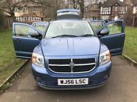 Dodge Caliber 1.8 SXT 5dr, 6 MONTH FREE WARRANTY, LEATHER SEAT