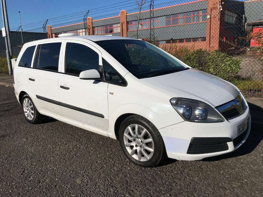 ***VAUXHALL ZAFIRA DOG CARRIER VAN DOG UNIT 1.9 CDTI KENNELS+AIR VENT+DRAINS***£1990!