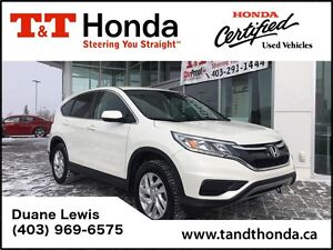 2015 Honda CR-V **C/S**SE *No Accidents, Low KMS, Keyless Entry