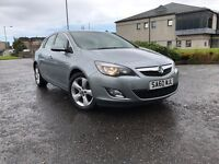 *DIESEL*2010 NEW SHAPE VAUXHALL ASTRA-1.7CDTi WITH FULL SERVICE HISTORY-LOW MILEAGE-6 SPEED GEARBOX