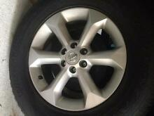 Nissan New Tyres & Rims Perth Northern Midlands Preview
