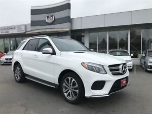 2016 Mercedes-Benz GLE-Class 350d TURBODIESEL, 4MATIC, FULLY LOA