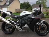 05 Yamaha R1 may px swap try me supermoto drz ktm why upright bike car