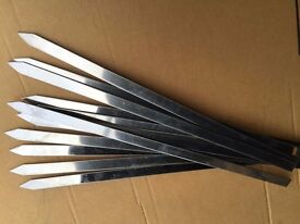 10 NEW BBQ KEBAB KOFTE SKEWER SHISH STICK FAST FOOD CATERING COMMERCIAL RESTAURANT TAKE AWAY KITCHEN