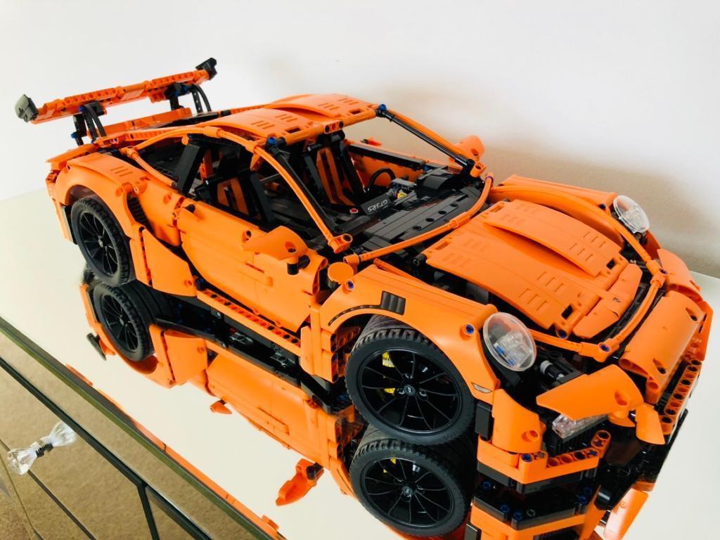 genuine lego technic porsche 911 gt3 rs 42056 in. Black Bedroom Furniture Sets. Home Design Ideas
