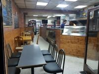 Business for a QUICK SALE! Southern Fried Chicken & Pizza shop
