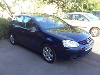 VW Golf 1.9 TDI Mk5 low mileage FSH