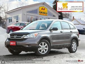 2011 Honda CR-V LX 4X4,One Owner,R.Start