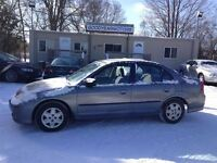2004 Honda Civic Sedan DX-G 4AT