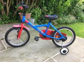 Child's BTwin bike