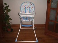 Folding Highchair (made by Red Kite)