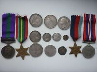 Wanted Coins, Medals and British Stamps