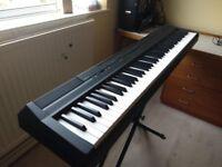 Yamaha P-105 compact digital piano