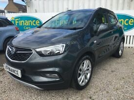 image for Vauxhall Mokka X 1.6 Active (s/s), 2017, Manual - £70 PER WEEK - CAR IS £9995