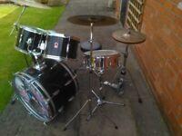 """Premier """"Vintage"""" Drum Kit"""