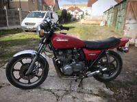 1980 Kawasaki KZ650 ride or restore