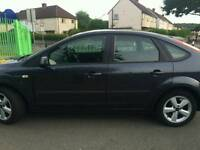Ford Focus climate