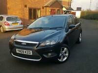 Ford Focus 2009 Titanium AUTO *BARGAIN!!!* FULLY LOADED not dsg golf yaris clio punto