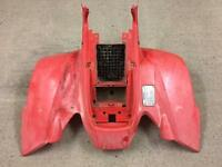 QUADZILLA SMC STINGER RAM APACHE BAROSSA 170cc 200cc 250cc REAR PLASTIC FAIRING PANEL IN RE